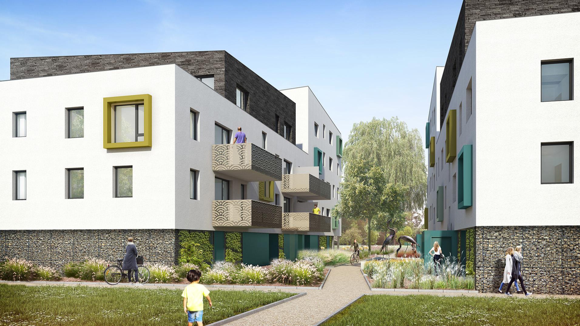 Ketplus Cus Habitat logements Ostwald