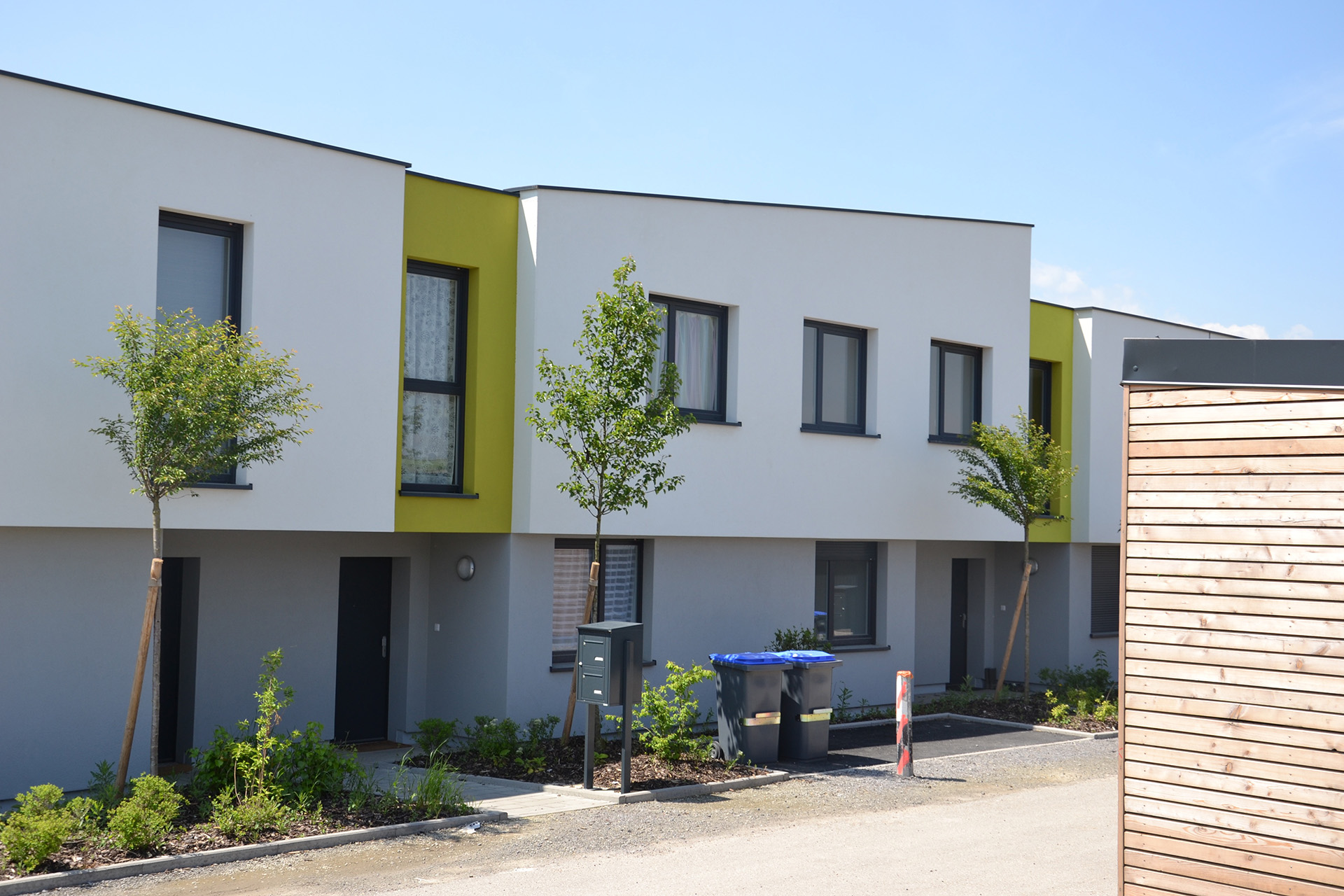 Ketplus 3b logements Lampertheim