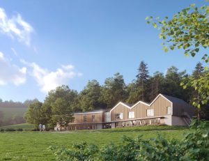 projet chalet ketplus aede