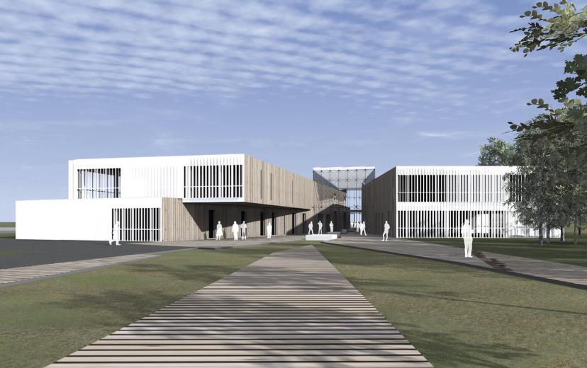 projet siège AG2R oberhausbergen