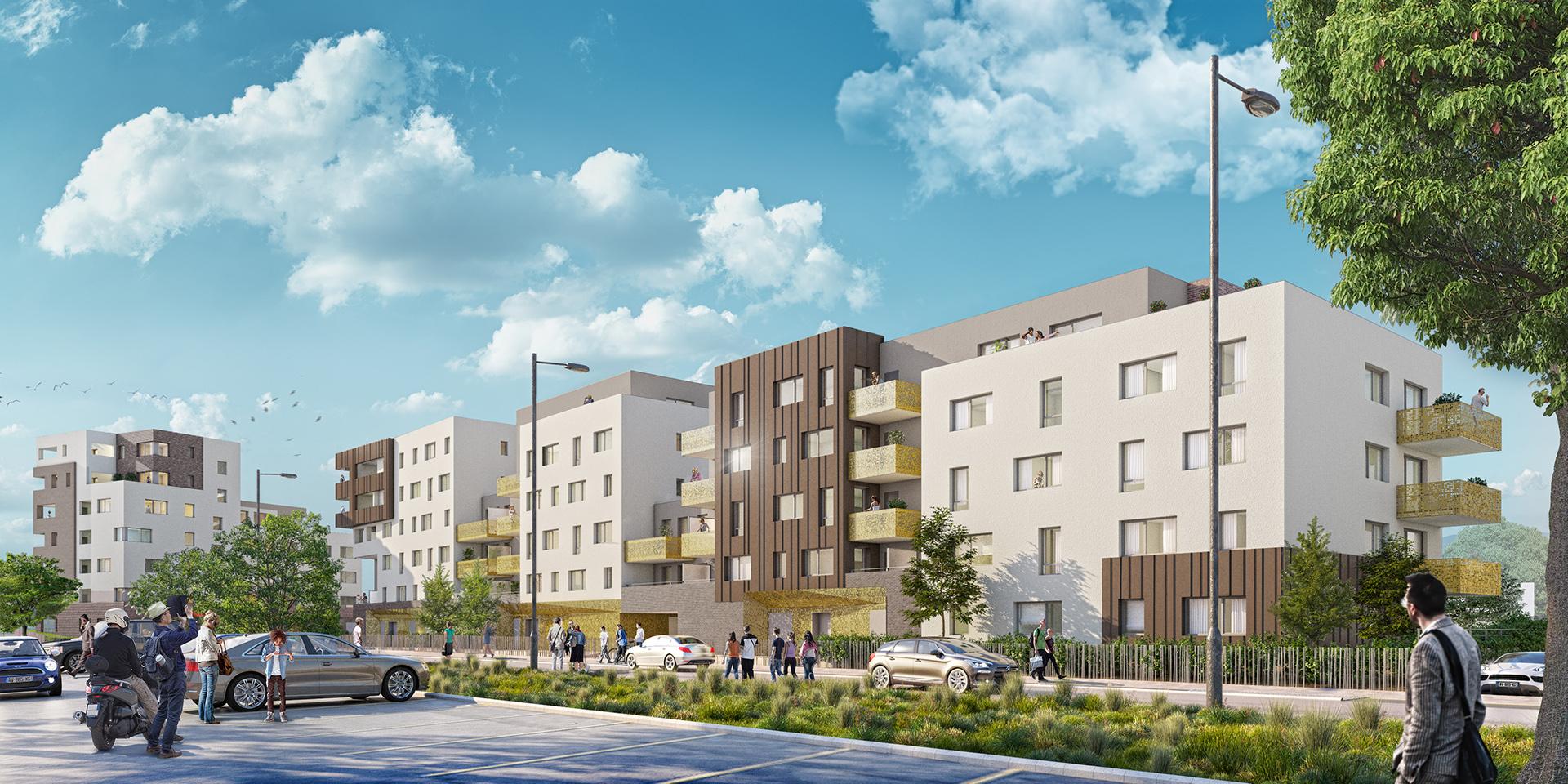projet ketplus logements brumath 2