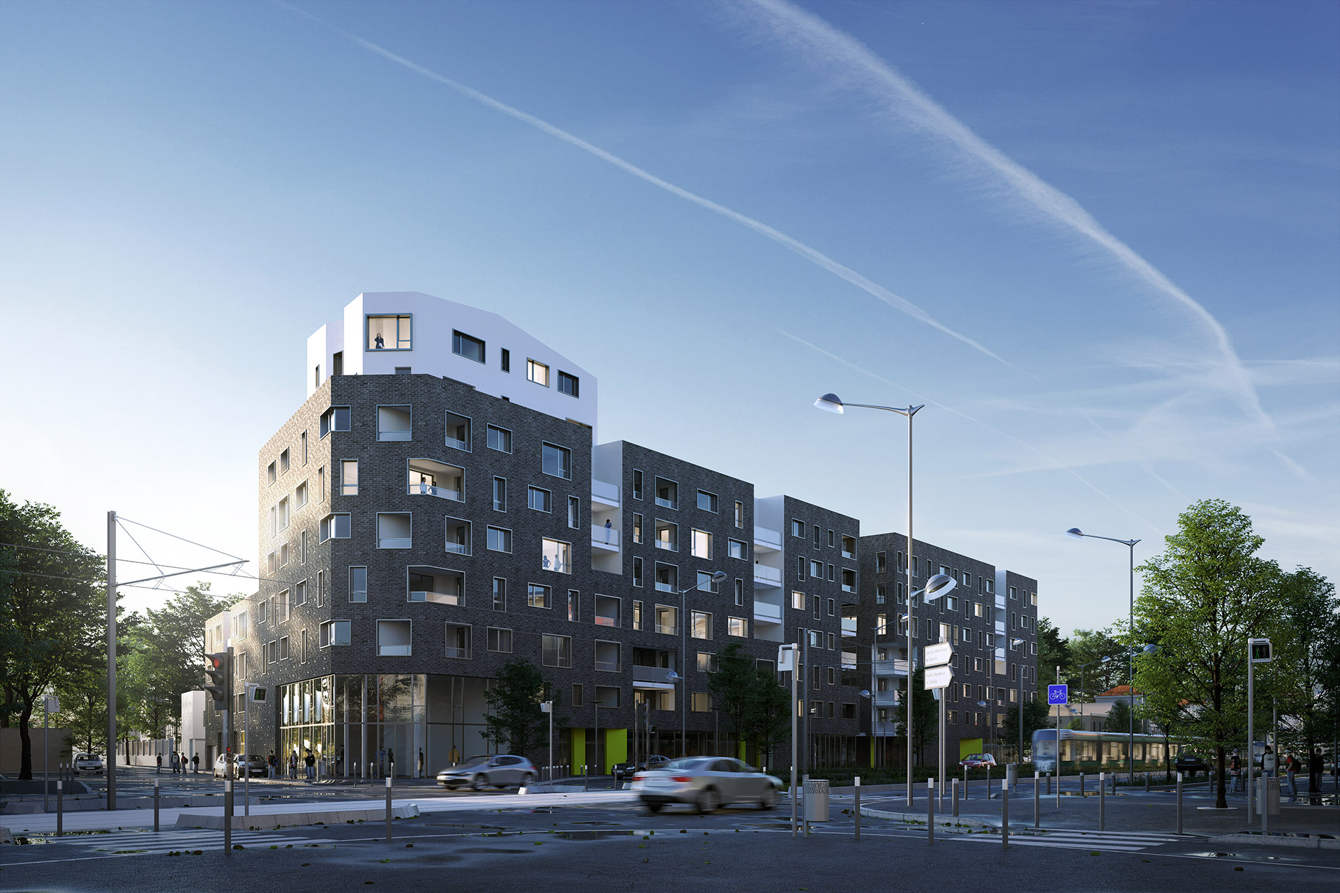 k&+ colombes perspective