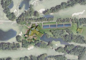 Plan masse K&+ Kempferhof