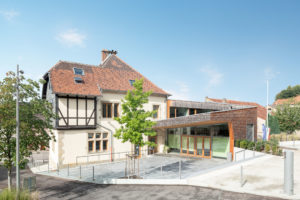 Mairie cocheren
