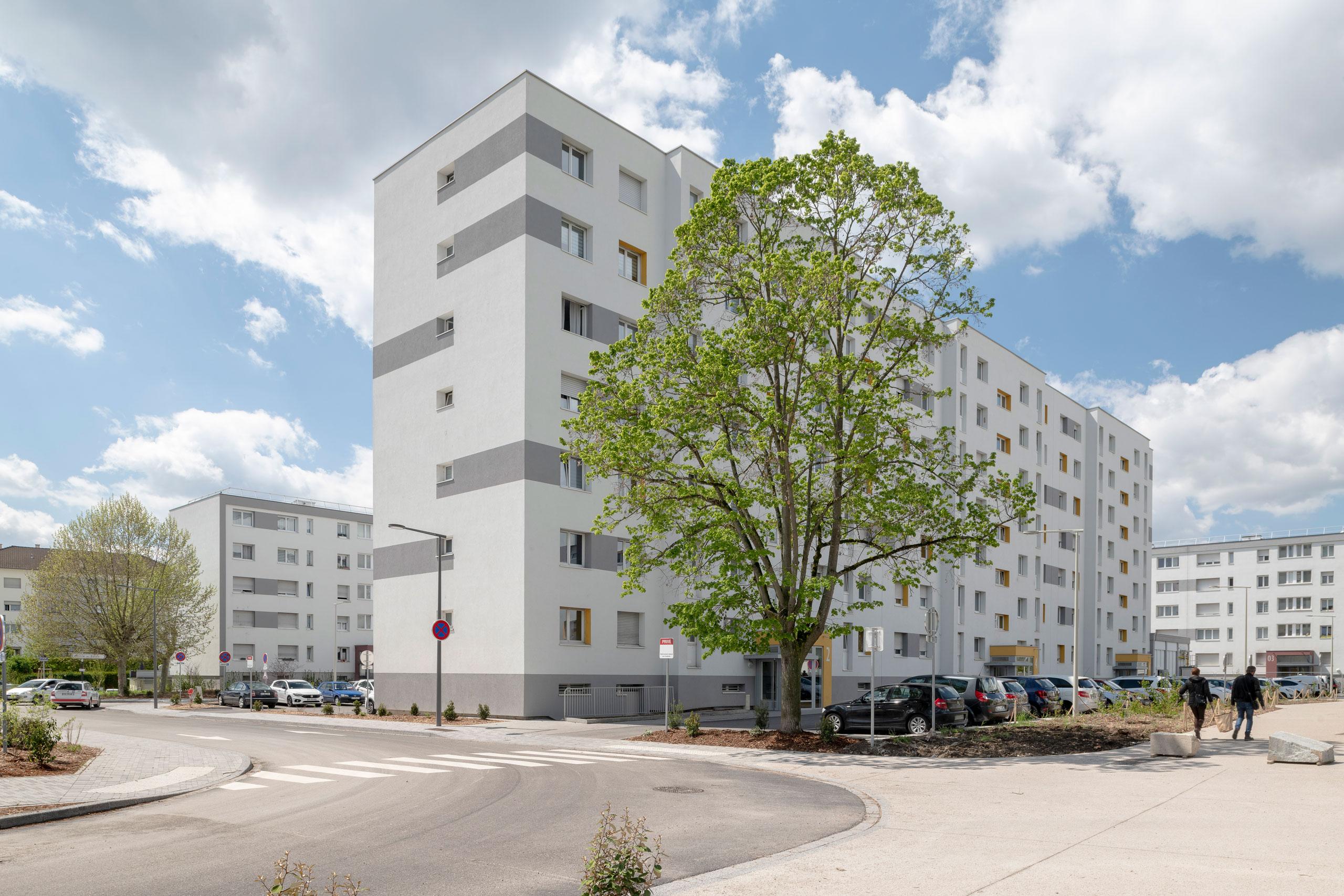 Quartier Wihrel Ostwald