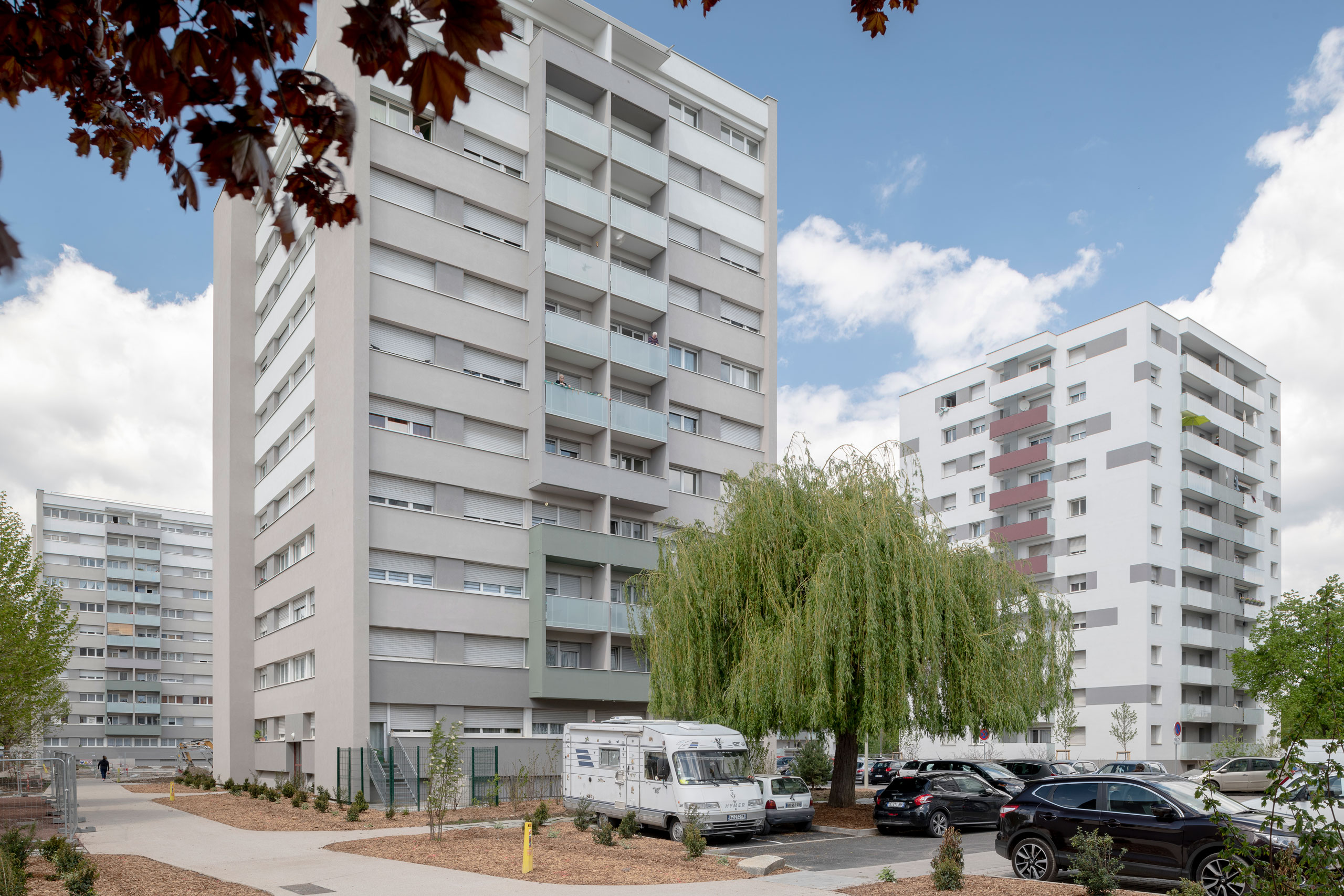 Wihrel Ostwald Habitation Moderne