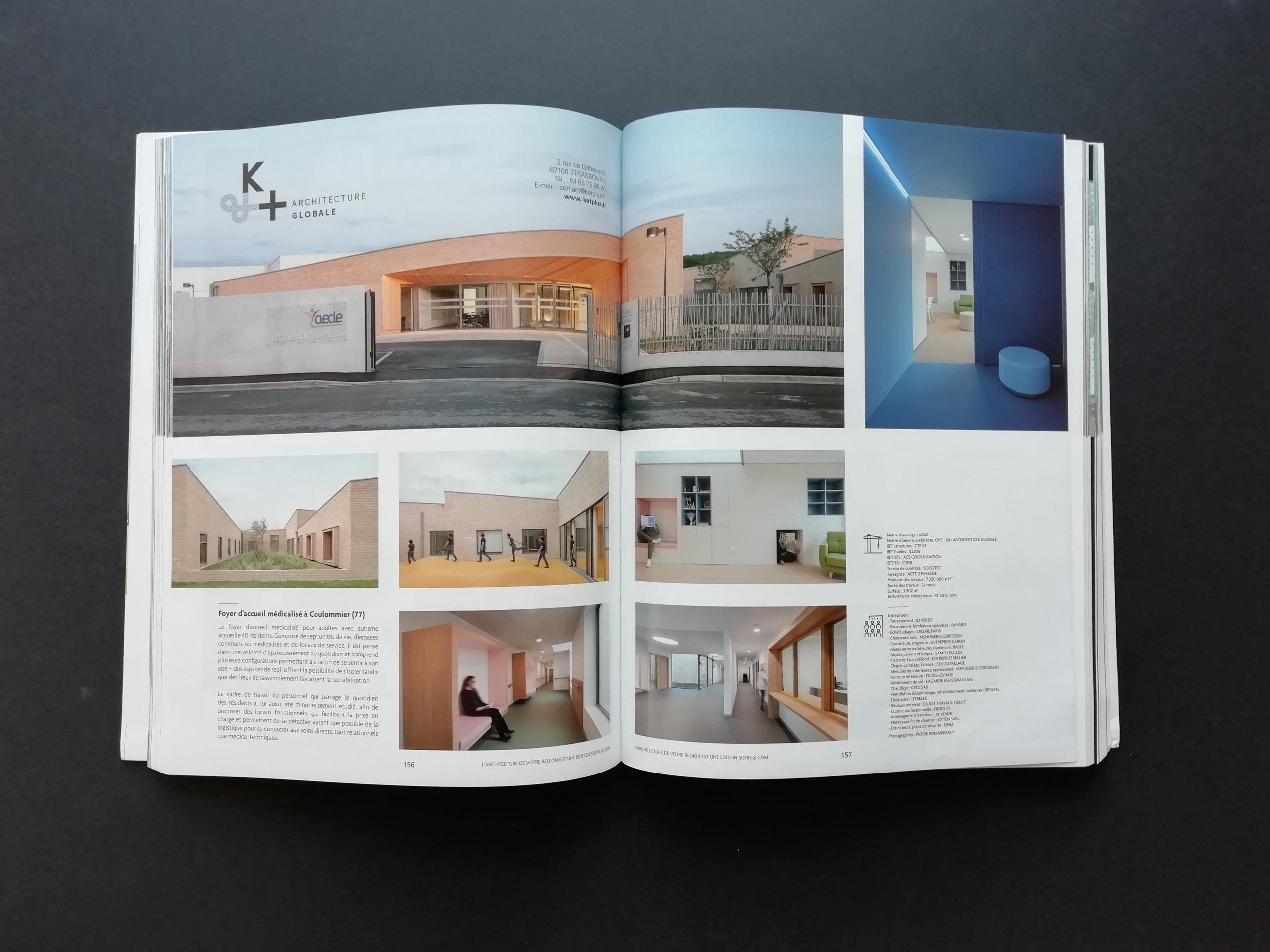 Architecture région K&+